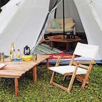 秋の夜長にロースタイルキャンプ!おすすめアイテムをご紹介