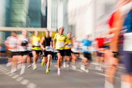 マラソンと内臓の関係を把握すると失速しない理由