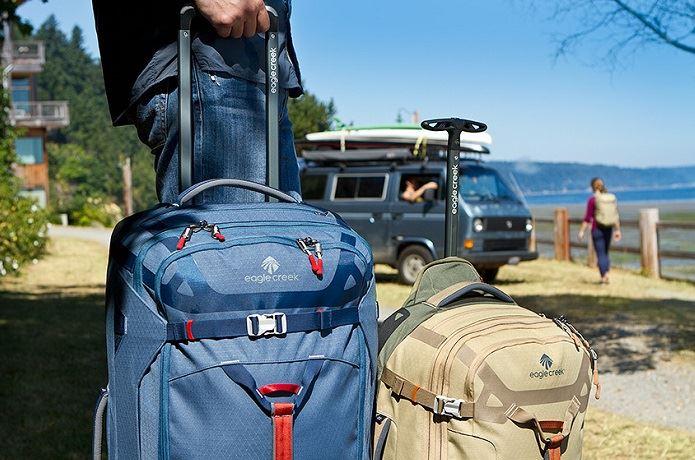 旅行時だけじゃもったいない!ゴロ引きソフトキャリーバッグがあれば移動も収納も楽々