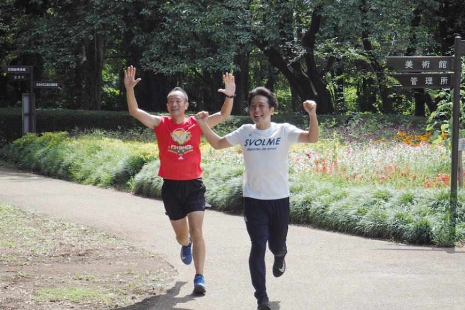 【壁を超えたい人へ】吉田健志43歳 サブ3.5達成への道のり! その5 土の上を走ってみる編