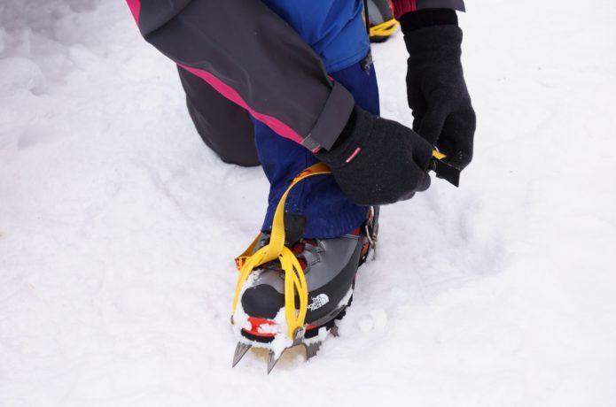 「アイゼンの違いが分からない…」 雪山登山のギア選びをプロが解説!