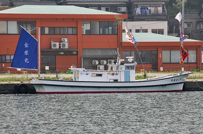 大船長は沖釣り60年!新潟の釣りを満喫するなら金栄丸【新潟県能生港】