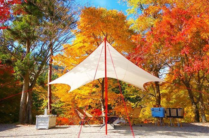 """ベストシーズン到来中!秋を大満喫する""""秋ならでは""""な6のキャンプスタイル"""