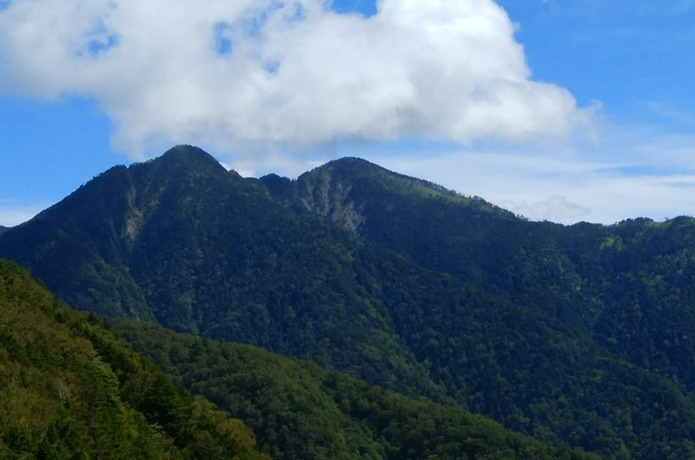 池口岳 南アルプス深南部を歩く。上級者向け登山コースとアクセス情報