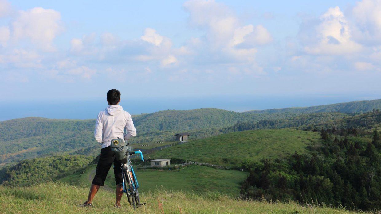 つむりの悠々自適ライフ in FRAME #01「自転車旅を始めたきっかけ」