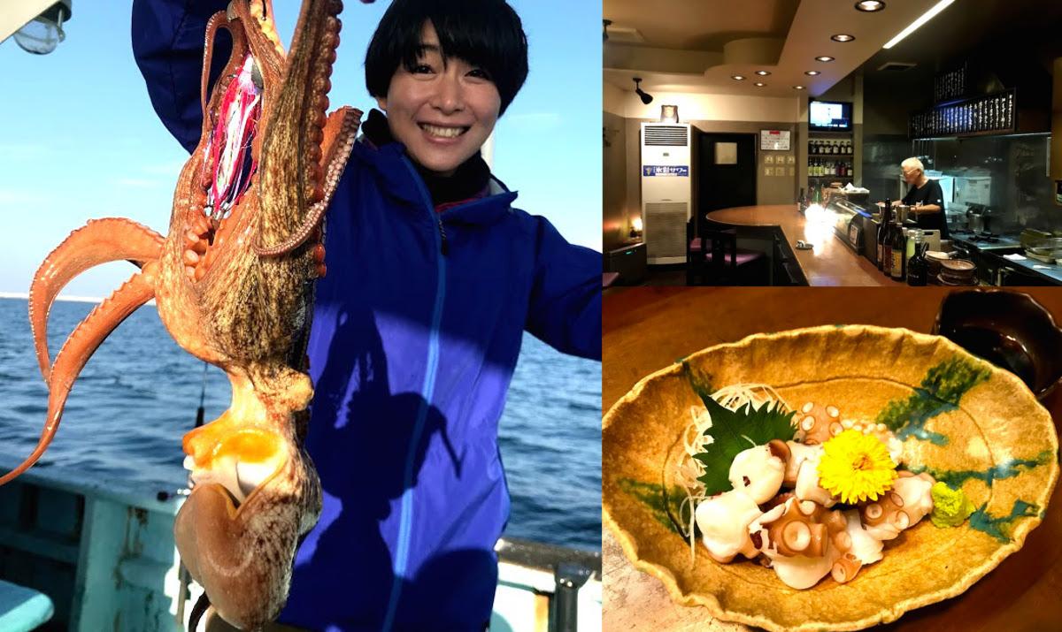 手ぶらの初心者さん歓迎!名古屋近くの海で釣り&お店に持込んで食べよう♪