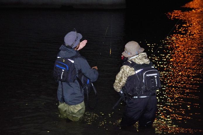 釣り友を増やすのが釣果への近道!?勇気を出して話しかけてみませんか