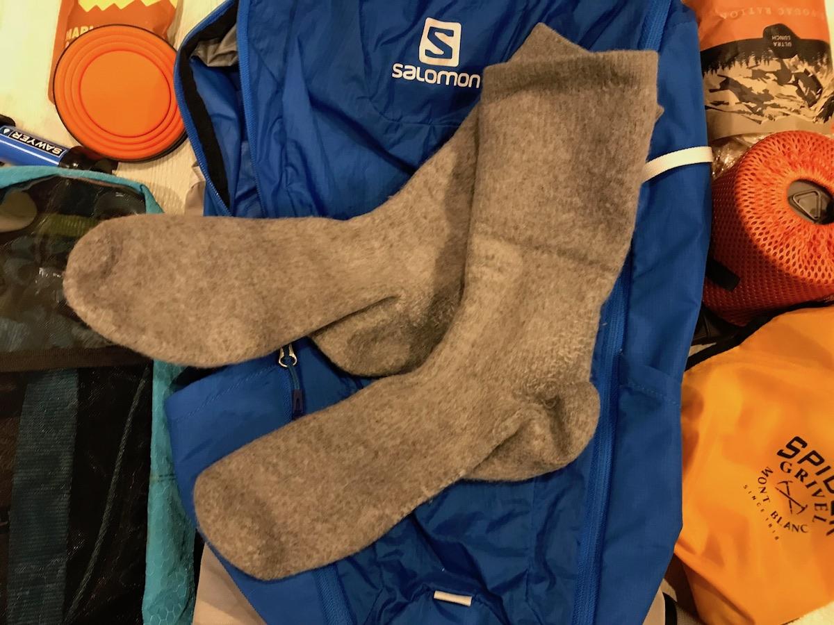 登山用の靴下について – 山の相談小屋