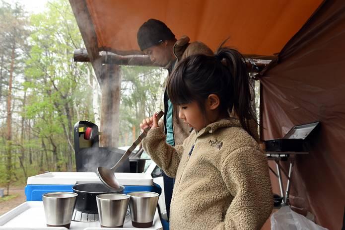 すぐできる!長谷部雅一・自然遊びのたからばこ#8 ~子どもはお手伝いで成長する~