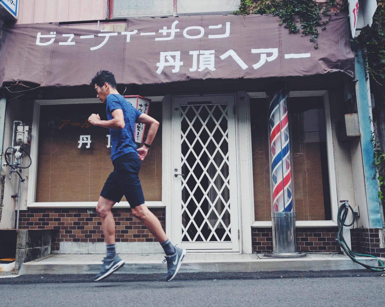 マラソン初心者、東京でのデビュー決まる