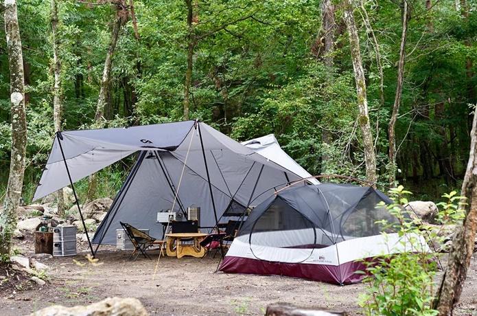 キャンプを通してライフワークに開眼!スマートだけど猪突猛進なキャンパー【@tomotech54さんをウラ側HACK!】