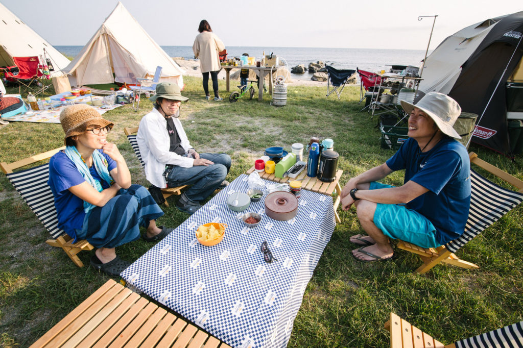 【グルキャンに大推薦!】 貸切エリアやゆったりフリーサイトでいつもより賑やかなキャンプを!
