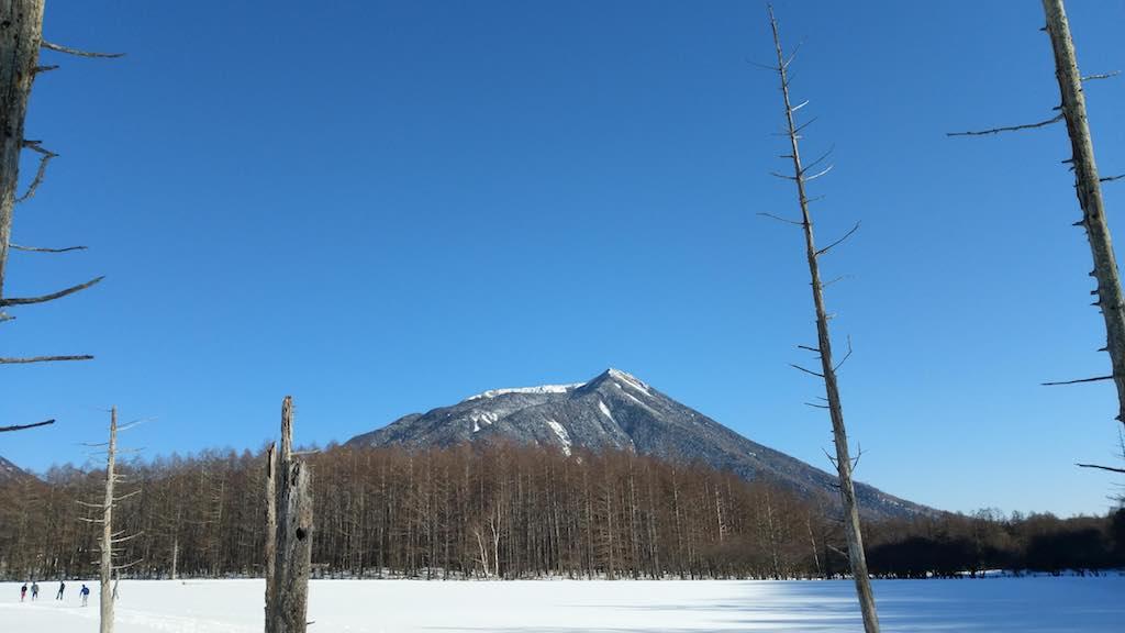 雪山を駆ける、日光国際山岳スノーシューイングレース出場レポート