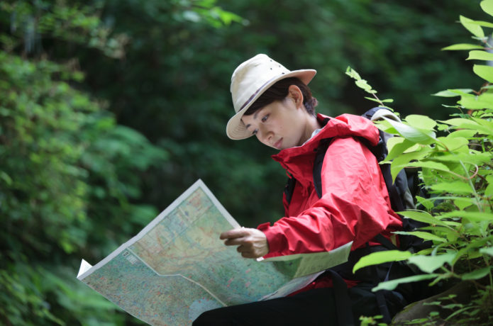 【地図が読めない】大丈夫!まずは地図記号を見て地形を想像してみよう