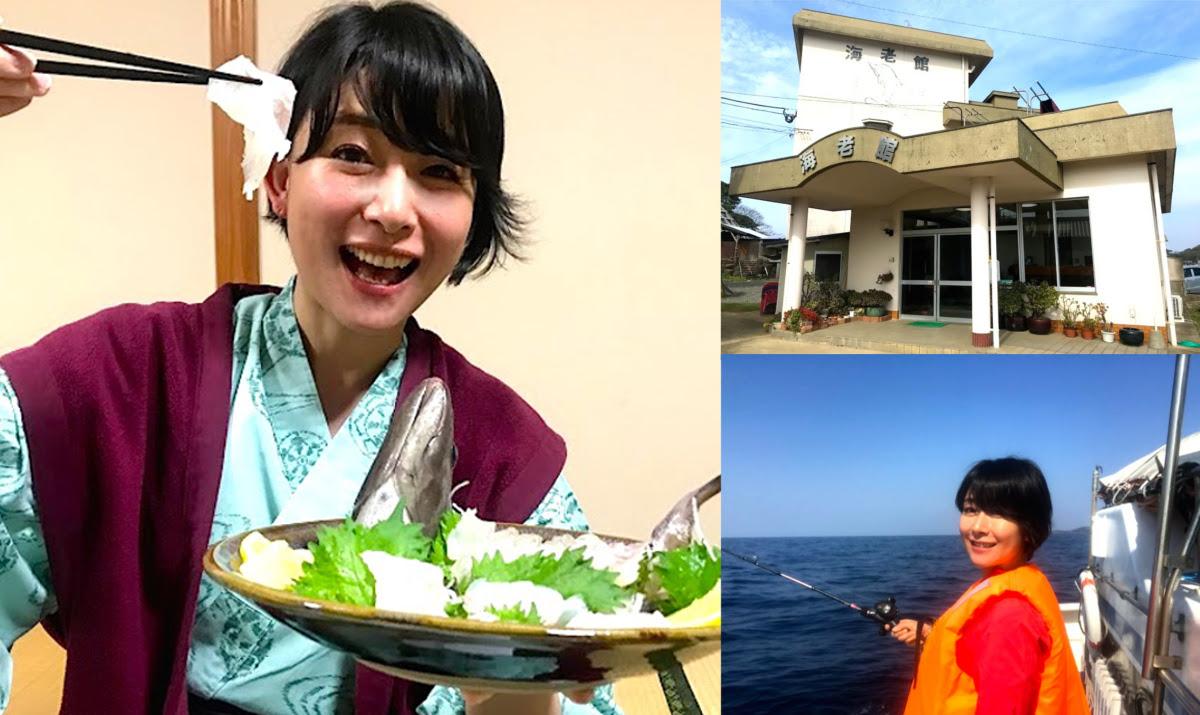 【長崎・壱岐】手ぶらで2時間お手軽釣り&釣った魚を料理してくれる温泉宿