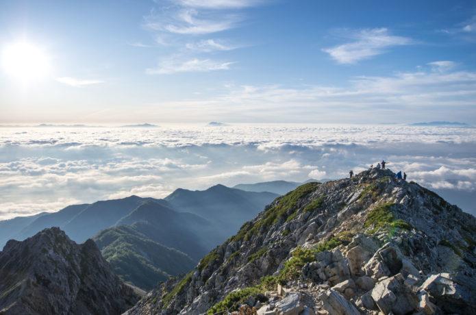 登山者なら一度は見て欲しい山の絶景~東日本編~
