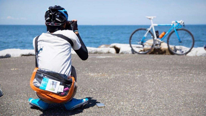 つむりの悠々自適ライフinFRAME #09 「自転車旅こそカメラを持って行こう!」