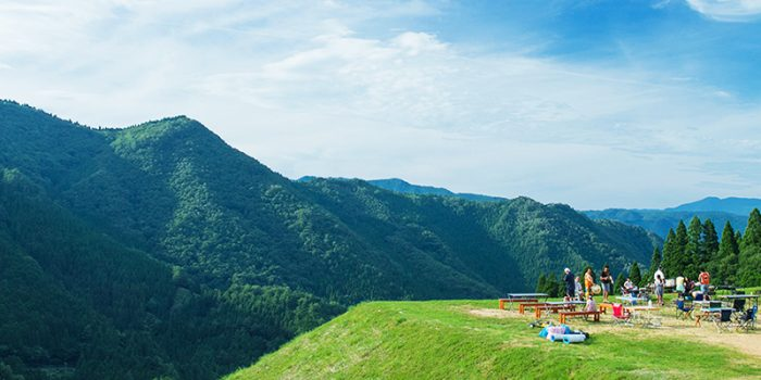 【兵庫県】若杉高原おおやキャンプ場