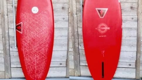 ショートシングルフィンサーフボードの3つのメリット – 市東重明5'6 シングルフィン千葉北チューブ映像