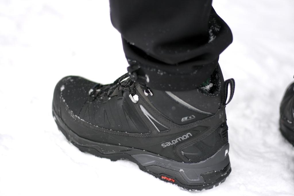 コスパ最強の冬用登山靴!サロモンのX ULTRA MID WINTER CSWP