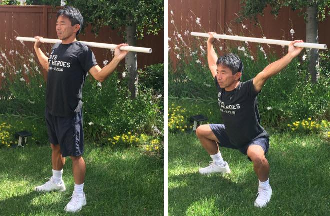 1回5~10分&週に数回でOKの筋トレ。肩の可動域を広げる「塩ビパイプ」トレーニング7選