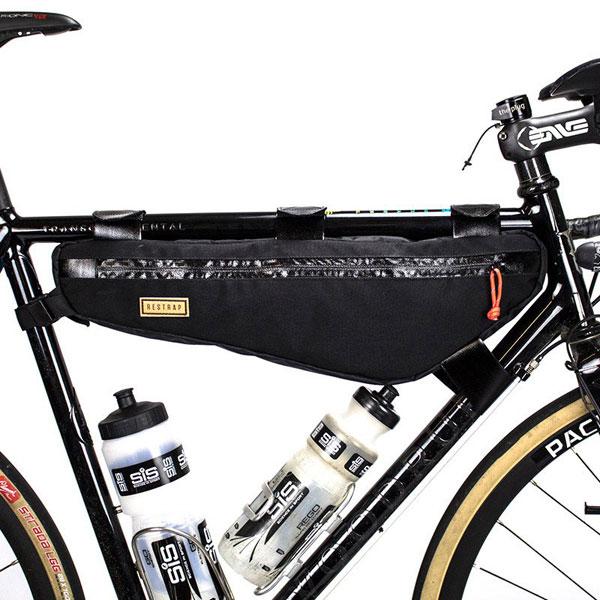 フレームバッグおすすめ11選!自転車につけられるオシャレなかばんをご紹介!