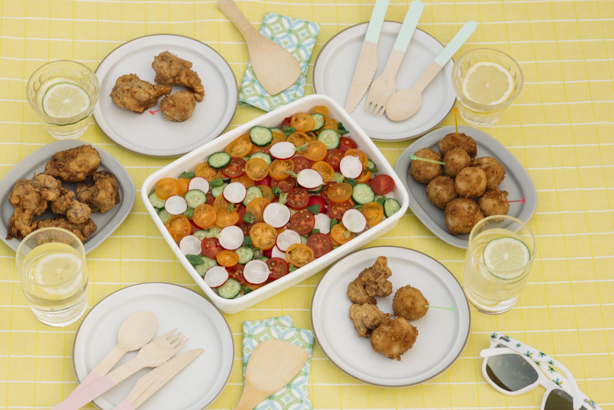 ラン前後に「トマト」国際中医薬膳師・フードコーディネーターのオリジナルレシピ
