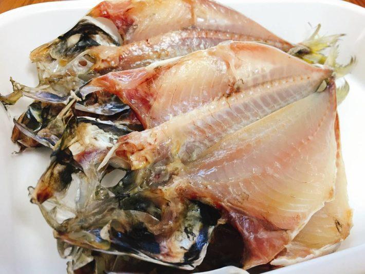 【超絶】スーパーの魚でもOK!鮮度落ちしてしまったアジでも圧倒的に旨い干物が作れる!?