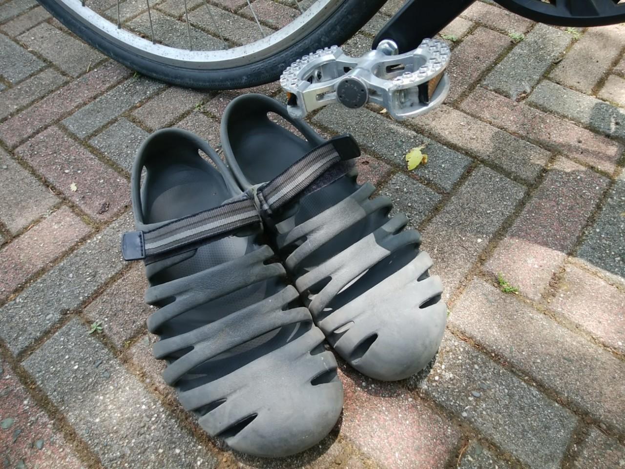 真夏でも涼しく走れるサンダルサイクリングのススメ