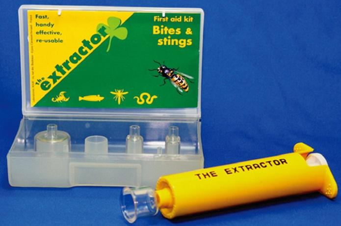 虫刺されはとっても危険!登山で持つべきポイズンリムーバーのススメ
