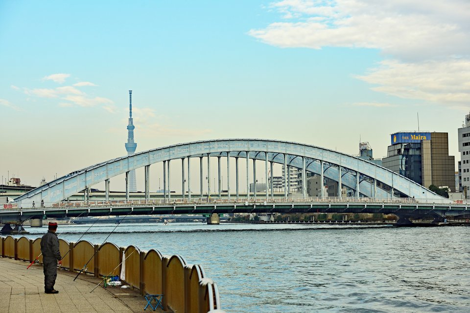 釣り禁止エリアに注意!東京の隅田川・東京港で釣りはできるのか?注意事項もまとめてご紹介!