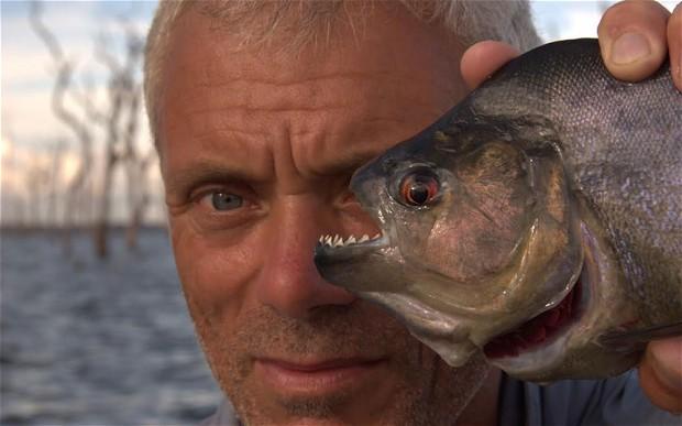 ジェレミー・ウェイド来日!DARK WATERS 怪物魚ナイトに行ってきた
