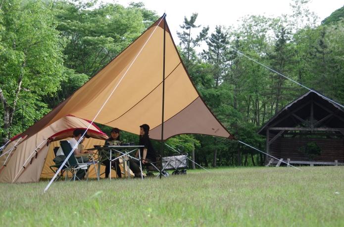 【NEWS】北岳登山の前泊にぴったり!「芦安キャンプサイトNo.2」が待望のリニューアルオープン