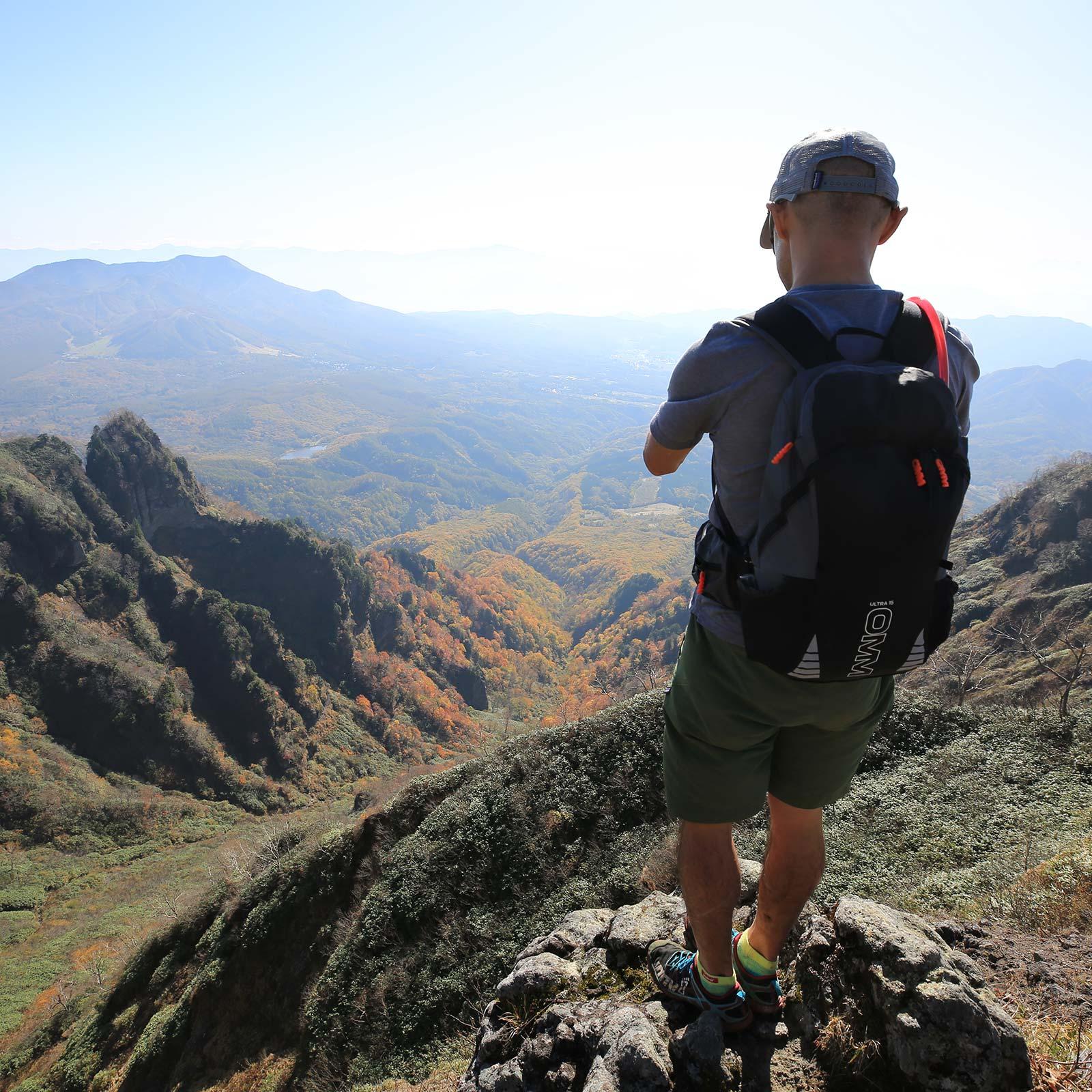 仲間と出かけたことで発見-ソロでは知らなかった登山の魅力
