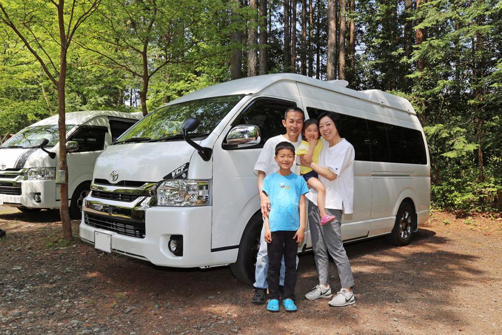 「通勤からキャンプ旅までこれ1台!」バンコンオーナーインタビュー