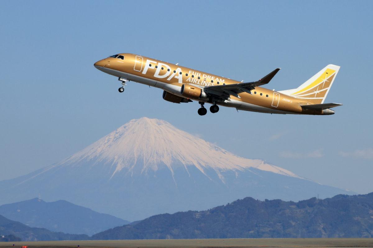 富士山静岡空港から富士登山に行こう!「富士山に登ろう」キャンペーン