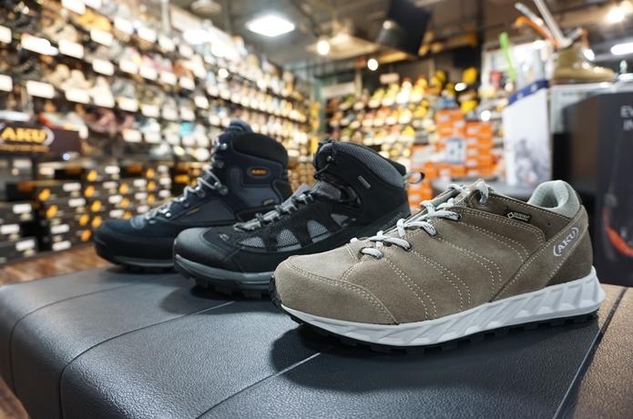 登山靴が変われば歩き方も変わる? ローカット・ミドルカット・ハイカットの違いとは