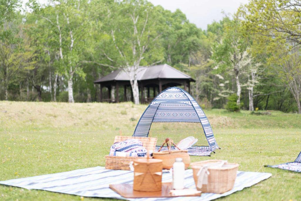 キャンプできなくても自然を満喫! BBQやピクニックを楽しもう!