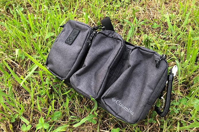 私の釣りバッグ「コロンビア バイパーリッジ」がハイコスパで有能すぎた