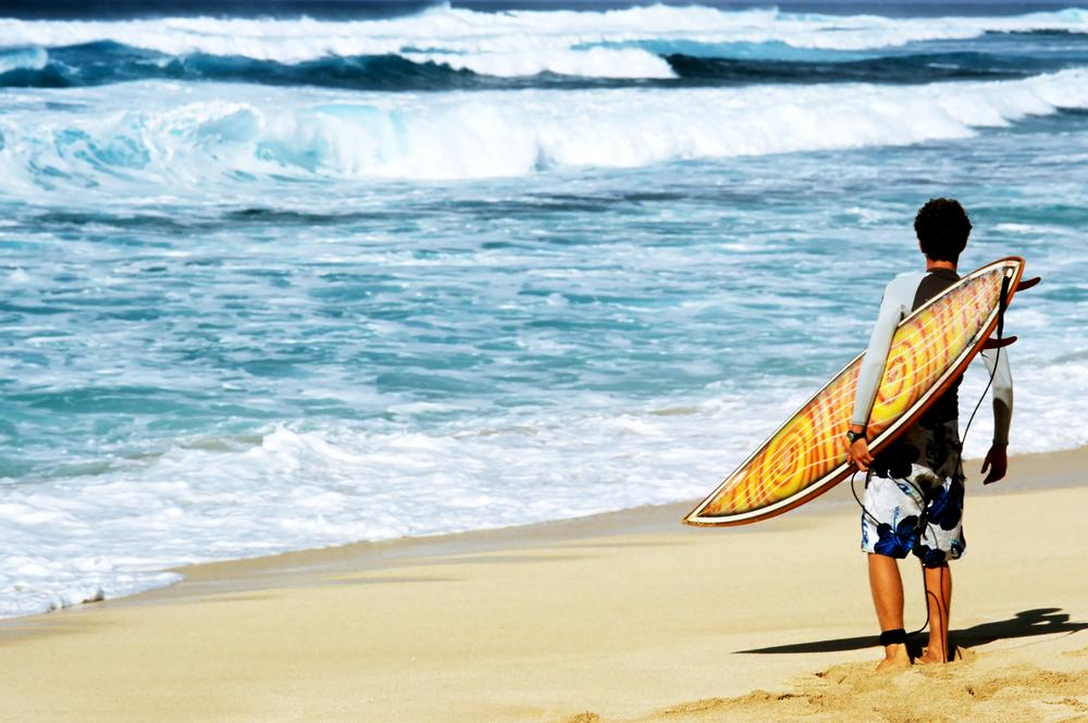 技術が必要なサーフィン!一番最初に難しいと思ったこととは?