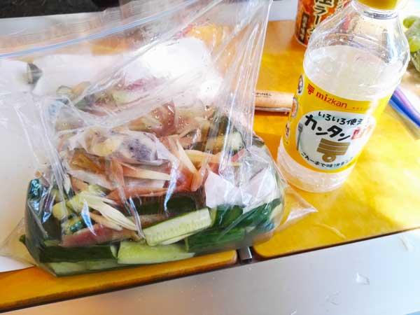 【レシピ】夏のおつまみに!無限きゅうり&無限みょうが