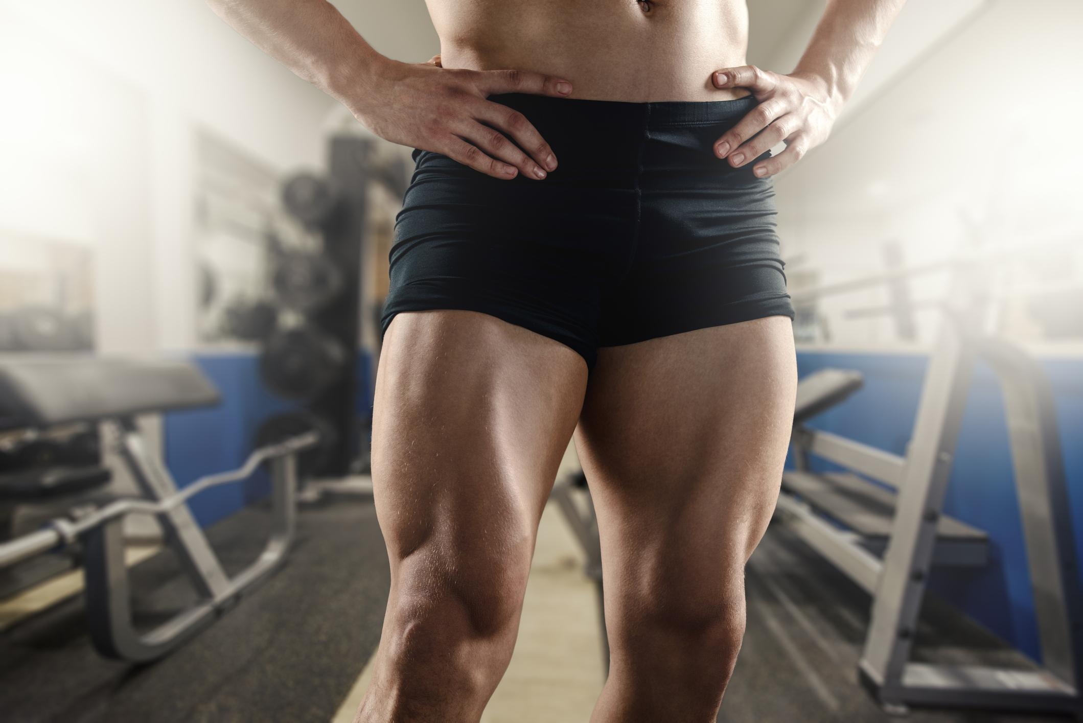 下半身を鍛えるメリットとは?お尻や太もも、ふくらはぎを強化する自重筋トレ3選