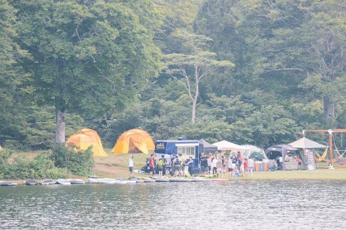 ザ・ノース・フェイス開催イベント「MOUNTAIN FESTIVAL」で感じた夏キャンプでやりたいこと