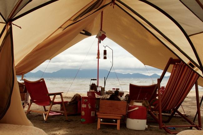 キャンプの印象をガラリと変えた心震わせる景色 北海道キャンプ旅 act 6