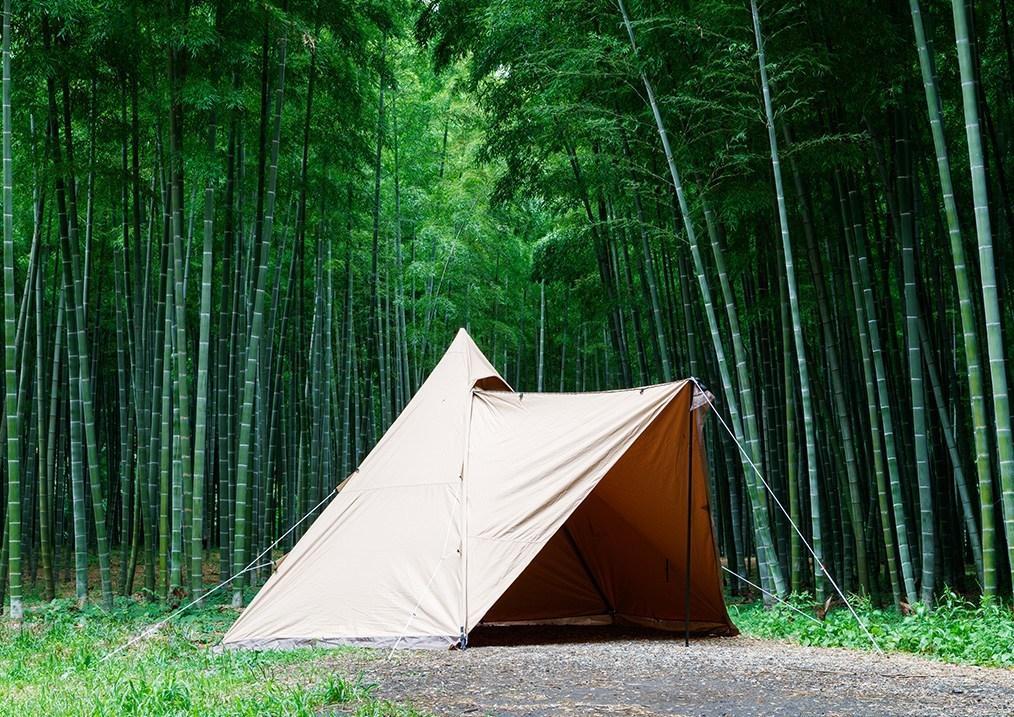 テンマクデザイン『CIRCUS TC DX サンドカラー』が満を持して登場!!日本のキャンプの新定番はこれで決まり!!