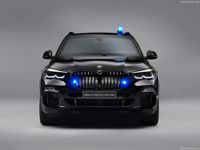 BMW X5 プロテクションVR6を発表、装甲性能は如何に!