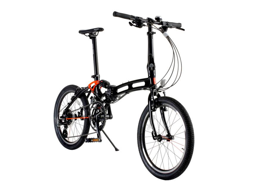 秋の連休はクルマ×折りたたみ自転車で旅に出よう!ドッペルギャンガーから新型小径車発売!