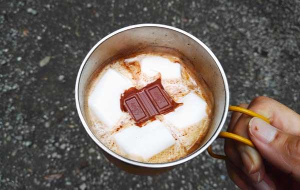 【ビアレッティレシピ②】板チョコで簡単にカフェモカが作れるよ!