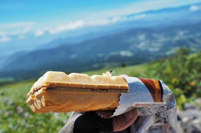 【実験】山頂アイス企画ふたたび!果たして山頂でアイスは食べられるのか!?