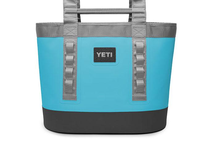 イエティのタフな防水トートバッグが日本上陸。水辺のアクティビティに!
